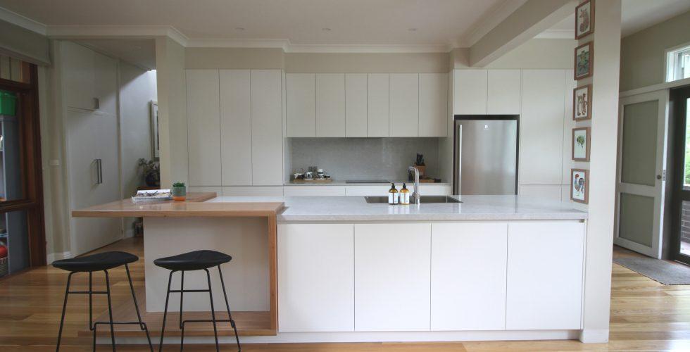 Kitchen Renovation - Cheltenham